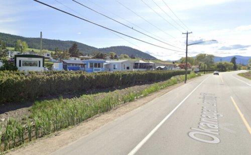 Late-night house fire claims a life in Vernon's Okanagan Landing neighbourhood - Vernon News