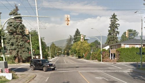 Intersection at Richter and Cadder will be closed next week