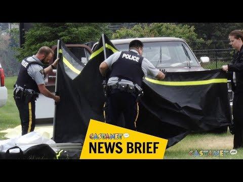 Woman's body found in pickup in West Kelowna (West Kelowna)