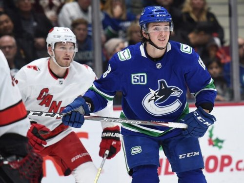 Canucks prepare to buy out Jake Virtanen (Sports)