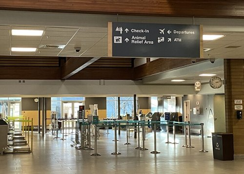Kamloops Airport receives $1.4M from Transport Canada to partially fund infrastructure improvements - Kamloops News