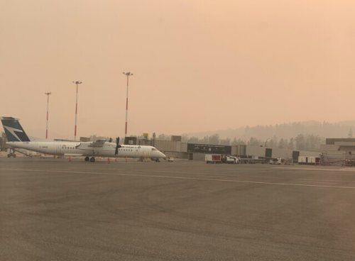 Air traffic to resume at Kelowna's airport this afternoon - Kelowna News