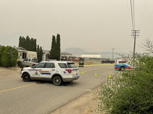 RCMP say suspicious device at West Kelowna home was not a bomb, not related to shooting (West Kelowna)