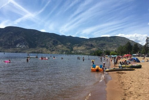 ICBC employee who took a sick day and spent it at a Penticton resort was fired legally, says BC Labour Relations Board (Penticton)