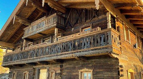 16th-century farmhouse reconstructed at Vernon's Sparkling Hill Resort, opens as Austrian-German restaurant - Vernon News