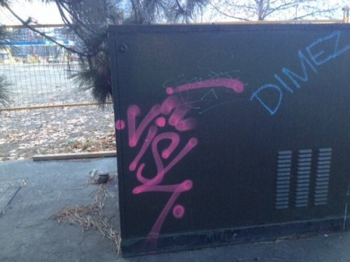 Kelowna aims to send a message to graffiti vandals with lawsuit - Kelowna News