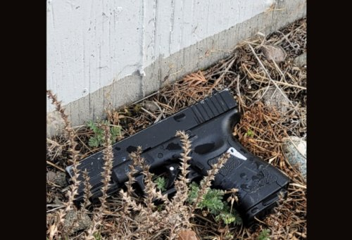Keremeos RCMP seize realistic-looking mock Glock two blocks from local elementary school