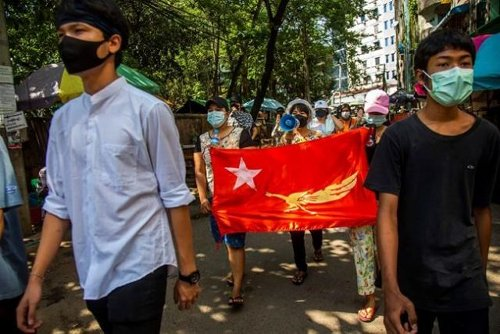 Myanmar forces kill 82 in single day in city (World)