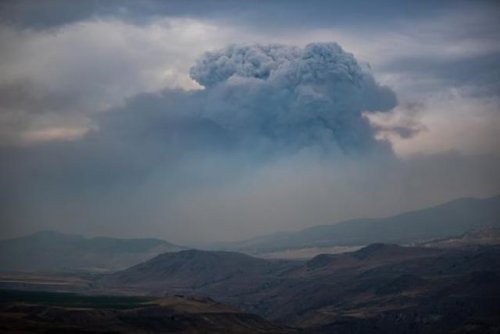 Cooler temperatures welcome, but winds, possible thunderstorms in fire zone forecasts - BC News