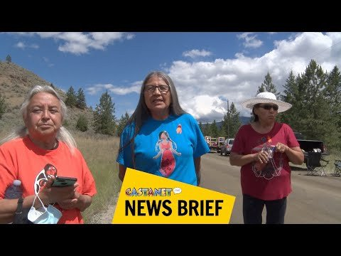 Community works to heal from pain of residential schools on 50-kilometre route to Chase from Kamloops (Kamloops)
