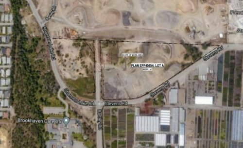 West Kelowna proposing new shelter near city-owned gravel pit