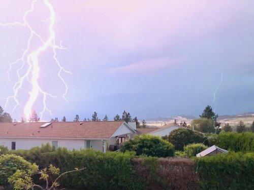 Severe thunderstorm watch issued for Okanagan (Kelowna)