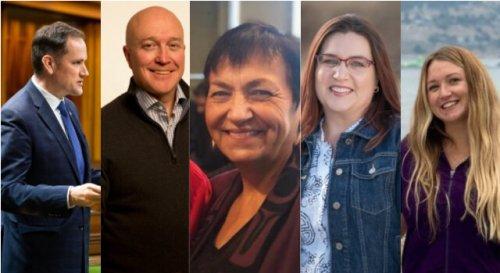 Five in the running in Central Okanagan-Similkameen-Nicola - Kelowna News