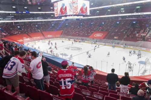Quebec to increase arena capacity before first home game in Habs playoff series - Canada News