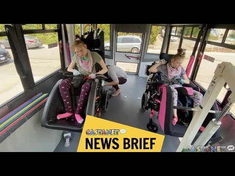 Vernon family gets a new ride to accommodate their daughters who have Type 2 Pontocerebellar Hypoplasia