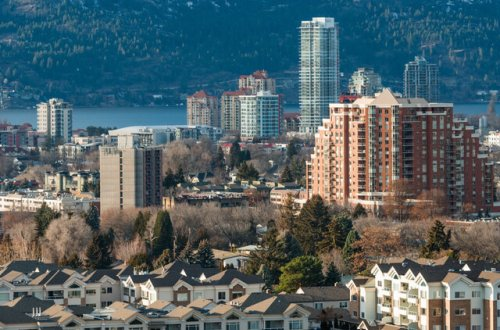 Kelowna city council gave first reading to the city's 2040 Official Community Plan - Kelowna News