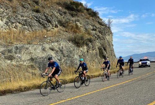 Cops for Kids fundraising while high in the sky Saturday - Kelowna News