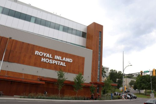 Emergency crews plan lights-and-sirens parade at Royal Inland Hospital to recognize healthcare workers (Kamloops)