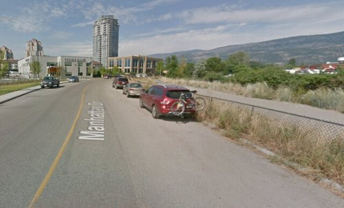 Work begins next week to extend the Okanagan Rail Trail to the downtown waterfront