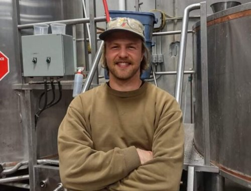 Aspiring Penticton craft brewer following his passion for beer (Penticton)
