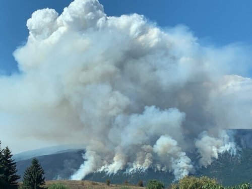 White Rock Lake wildfire estimated to have caused $77 million in insured damages - Vernon News