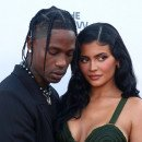 Travis Scott fuels reunion rumors with 'wifey' Kylie Jenner as they cozy up at benefit (Entertainment)