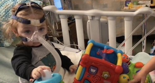 Abbotsford family looking for support for nine-month-old who needs a new heart - BC News