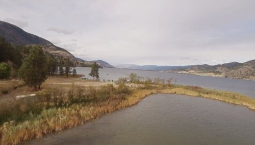 Southern Interior Land Trust supporting bid to protect Sickle Point - Penticton News