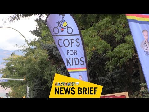 Cops for Kids wraps up 2021 ride