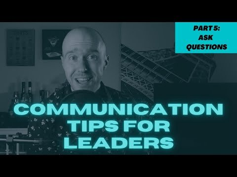 Communicate like a leader - The Art of Speaking