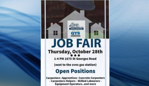 Job fair held in Lytton, companies looking for workers to help with rebuilding projects (Kamloops)