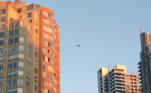 Highrise dwellers in Burnaby fed up with 'spying' drones (BC)