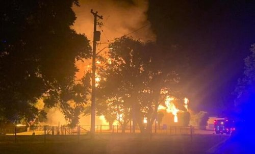 Two churches destroyed by fire on PIB, OIB reserves as grand chief calls for Canada to 'repudiate the colonial process' (Penticton)