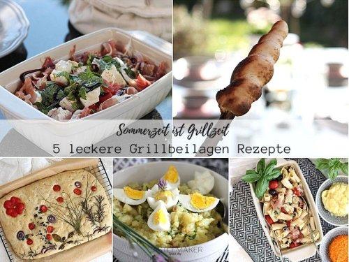 5 leckere Grillbeilagen Rezepte - nicht zur zum Grillen « Castlemaker Food & Lifestyle Magazin