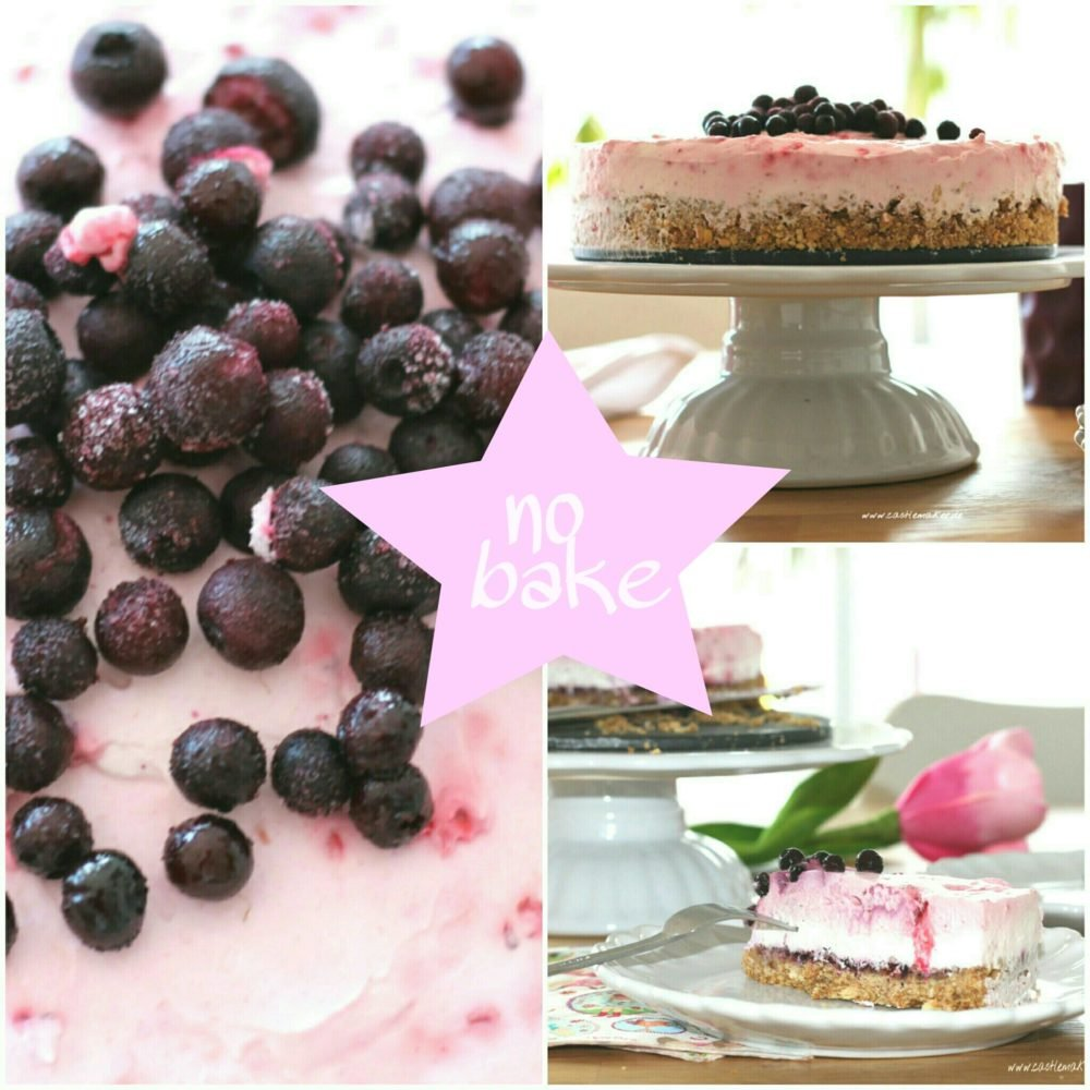 Fruchtige Blitztorte mit Beeren - Sommertorte ohne Backen « Castlemaker Food & Lifestyle Magazin