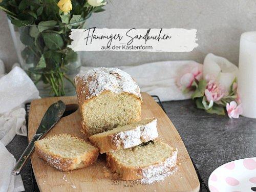 Super flaumiger klassischer Sandkuchen aus der Kastenform « Castlemaker Food & Lifestyle Magazin