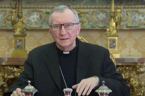 Cardinal Parolin: 'War is the antithesis of fraternity'