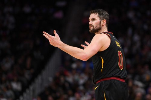Kevin Love takes apparent NSFW shot at Jerry Colangelo following criticism of his Team USA inclusion