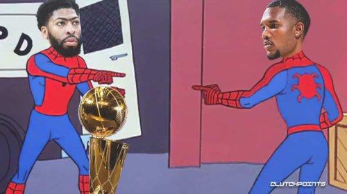 Cavs rookie Evan Mobley sparks Lakers, Anthony Davis championship link