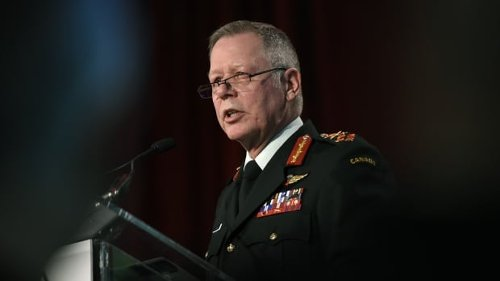 Blistering new allegations against retired general raised by woman at centre of misconduct claims | CBC News