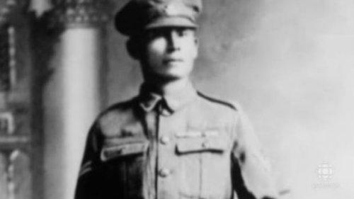 Legendary First Nations sniper unsung hero of WW I | CBC News