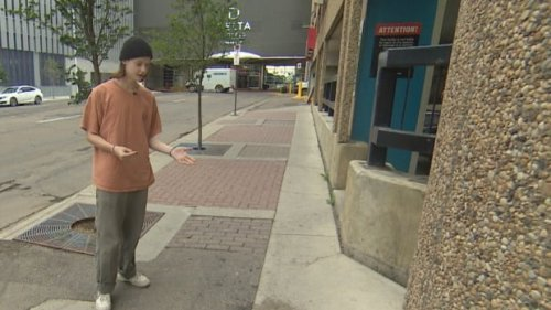 Edmonton teen puts training to the test after neighbourhood lesson on naloxone | CBC News