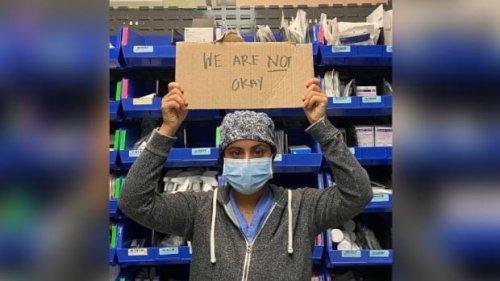 Ontario doctors dispute nurses' claims about pandemic pay   CBC News