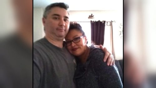 Husband regrets anti-vaxx stance as pregnant wife lies in a coma 1,200 km from home   CBC News