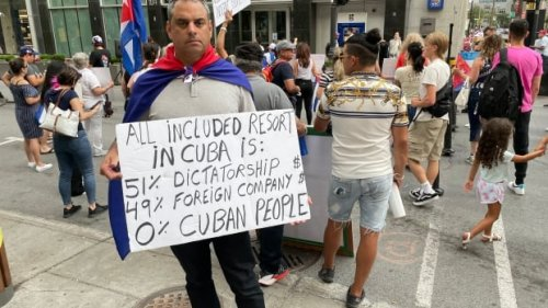 How Canadian tourism sustains Cuba's army and one-party state | CBC News