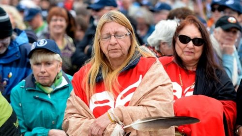 TRC in review: Looking back on a landmark week for Canada   CBC News