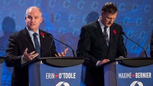 Moving from fringe to 4th place, PPC complicates the Conservatives' path to power   CBC News