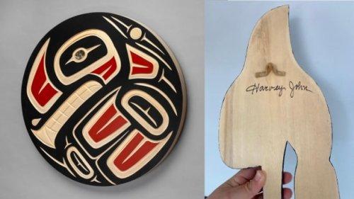 B.C. art dealer admits 'Harvey John' is pseudonym for a non-Indigenous artist | CBC News