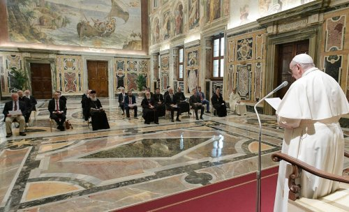 Pope Francis to declare St. Irenaeus a Doctor of the Church with title 'Doctor of Unity'