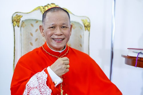 Cardinal Advincula to receive 'red hat' on May 28